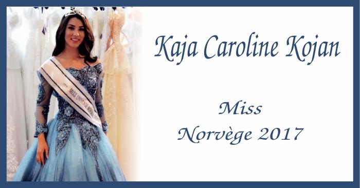 Miss Norvège et Asea